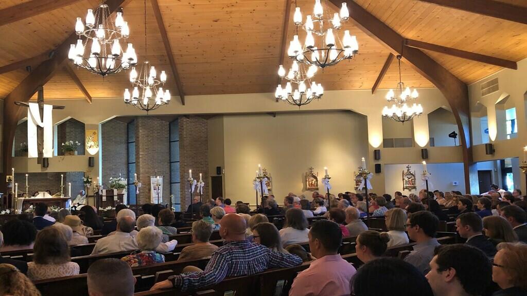 Requiem Eucharist RSVP