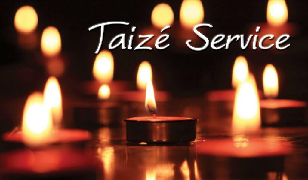 4pm - Taize Meditative Prayers & Songs